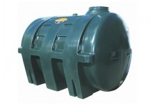 Carbery 1550H - Plastic Oil Storage Tank