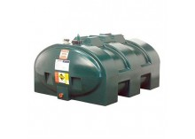 Harlequin 1200LP Single Skin Oil Tank