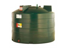 Harlequin 2500VT Single Skin Oil Tank