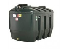 Harlequin 3500HQI Bunded Heating Oil Tank