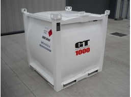 GT1000 Litre Bunded UN Approved Generator Tank