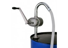 Rotary Hand Pump - High Flow Rate