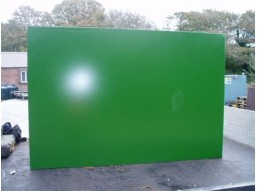 Steel 2500 Litre Bunded Oil Tank