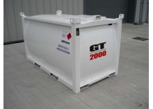 GT 2000 Litre Bunded UN Approved Generator Tank