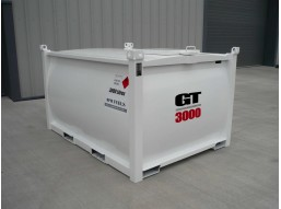 GT 3000 Litre Bunded UN Approved Generator Tank