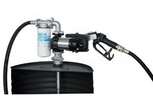 Piusi EX50 ATEX Approved Transfer Pump Kit