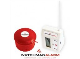 Watchman Alarm Oil Tank Gauge