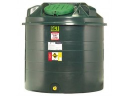 HARLEQUIN 1450HQI BUNDED OIL STORAGE TANK