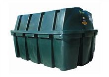 Carbery 2500JB Bunded Heating Oil Tank - Jumbo