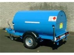 950 Litre Bunded UN Approved Highway Tow Diesel Bowser