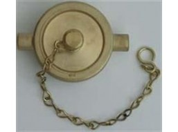 Brass Fill Point Cap & Chain