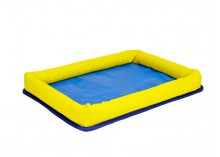 PLANT NAPPY SPILL CONTAINMENT TRAY - 500MM X 685MM