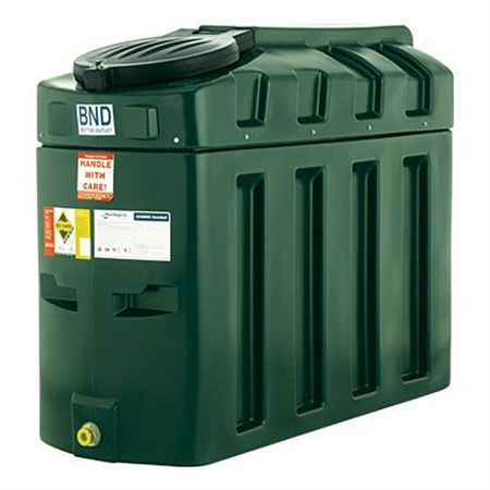 Plastic Bunded Oil Tanks